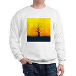 72.naked tree..? Sweatshirt