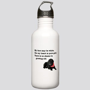 Old Black Lab Stainless Water Bottle 1.0L