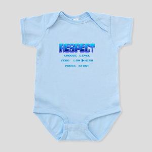 RESPECT Blue Body Suit