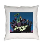 The NoWhere-Men Cliff Image Everyday Pillow