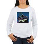 The NoWhere-Men Cliff Women's Long Sleeve T-Shirt