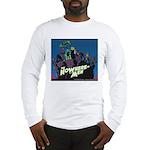 The NoWhere-Men Cliff Image Long Sleeve T-Shirt