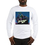 The NoWhere-Men Cliff Image Long Sleeve T-Shirt