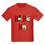 Ho Ho Ho Kids Dark T-Shirt