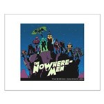 The NoWhere-Men Cliff Image Small Poster