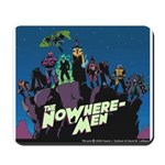 The NoWhere-Men Cliff Image Mousepad