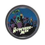 The NoWhere-Men Cliff Image Wall Clock