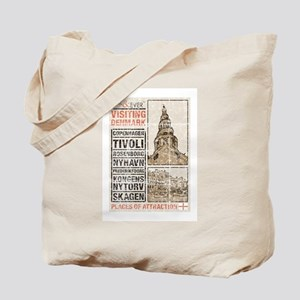 Monument Tote Bag
