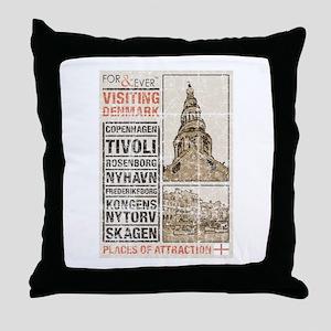Monument Throw Pillow