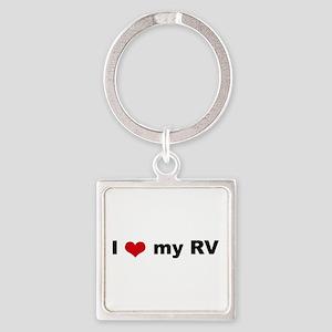 I love my RV Keychains