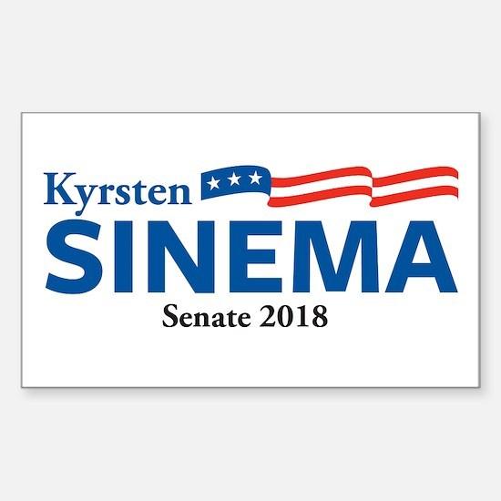 Kyrsten Sinema Bumper Stickers