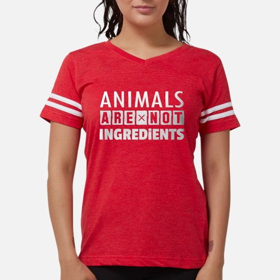 Animals Are Not Ingredients T-Shirt