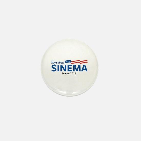 Kyrsten Sinema Mini Button