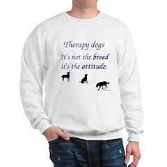 Best Therapy Breed Sweatshirt
