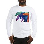 Rainbow Four Long Sleeve T-Shirt