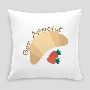 Bon Appetit Everyday Pillow