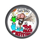 There's No Such Thing As Too Much Caffeine! Wall C