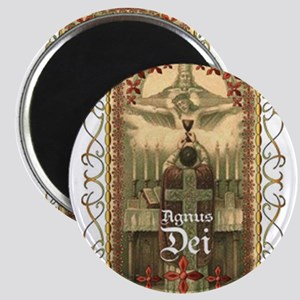 Agnus Dei Blood in the Chalice Magnets