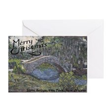 City Park Bridge Christmas Cards (6)