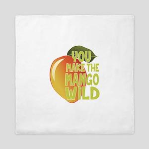 Mango Wild Queen Duvet