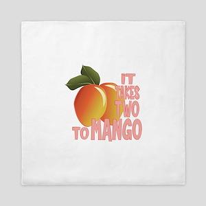 Two To Mango Queen Duvet