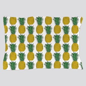 All Over Pineapple Pattern Pillow Case