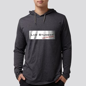 Law Student / Dream! Long Sleeve T-Shirt