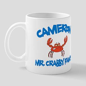 Cameron - Mr. Crabby Pants Mug