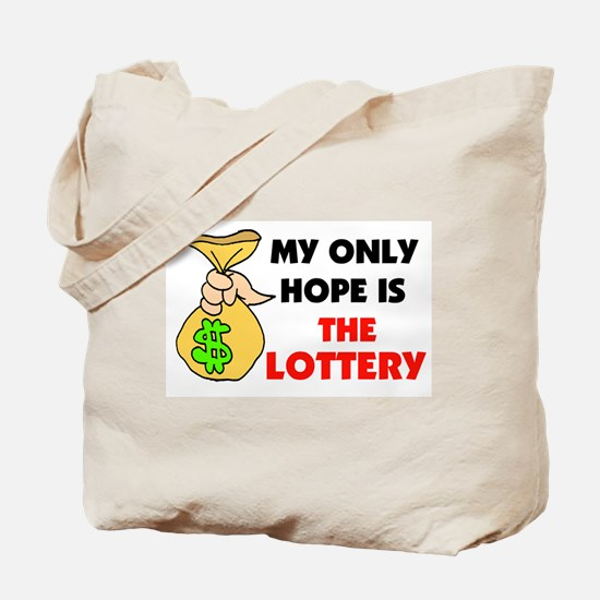 LOTTERY Tote Bag
