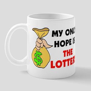 LOTTERY Mug