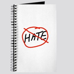 No Hate Journal