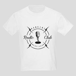 Hawkins Radio Club Kids Light T-Shirt