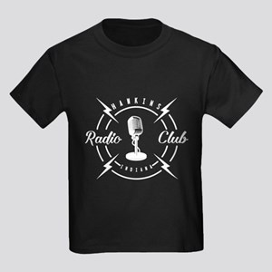 Hawkins Radio Club Kids Dark T-Shirt