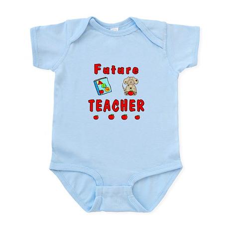 Future Teacher Infant Bodysuit
