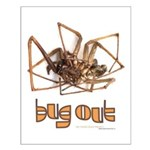 Found Bug Small Poster