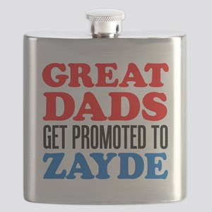 Promoted To Zayde Drinkware Flask