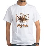 Found Bug White T-Shirt