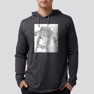 bearded1 Long Sleeve T-Shirt
