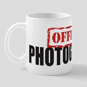 Official Photographer Mug