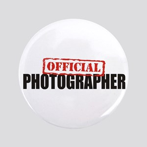 "Official Photographer 3.5"" Button"
