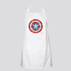 Captain America Pixel Shield Apron
