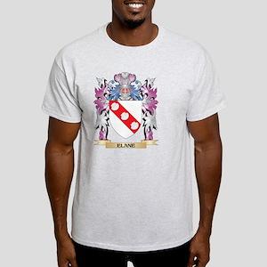 Elane Coat of Arms (Family Crest) T-Shirt