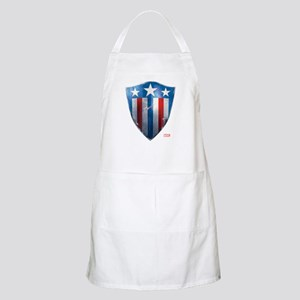 Captain America Retro Shield Apron