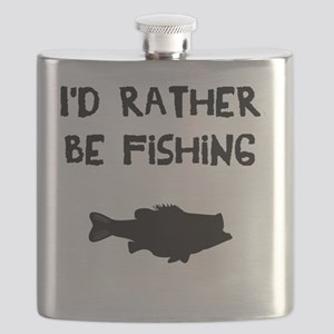 I'd rather be fishing Flask