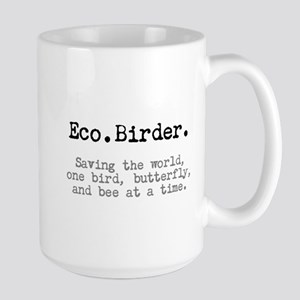 Eco.birder. Large Mug Mugs