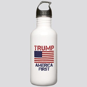 Trump America First Stainless Water Bottle 1.0L