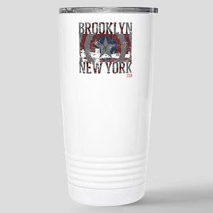 Captain America Brookly Stainless Steel Travel Mug