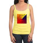 264B.GOD SPEED. . ? Jr. Spaghetti Tank