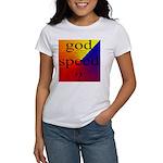 264B.GOD SPEED. . ? Women's T-Shirt