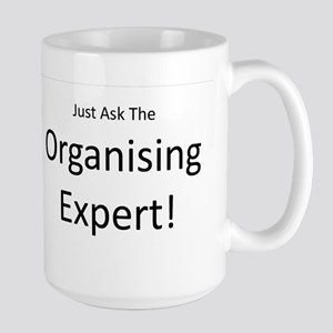 Organising Expert Mugs